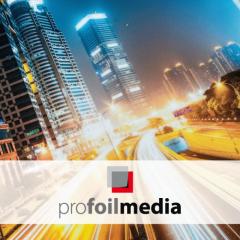 Profoil Media Glas Laminat 1.27 x 20m
